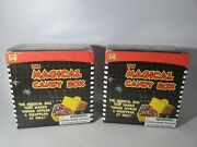 Lot Of 2 The Magical Candy Boxes Magician's Sweet Candies Magic Trick