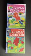 Lot Of 2 Gummy Candy Lab Thames And Kosmos Stem Experiment Kits - Brand New
