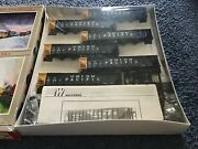 Walthers Ho Scale Union Pacific 100 Ton Quad Hopper 6-pack 932-4932 Brand New