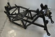 Ducati Hypermotard 1100 / Chassis + Plaque Dand039immatriculation / Frame + Licence