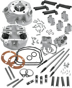 S And S Cycle Retro Top-end Conversion Kit For Stock Bore Cylinders 106-1070