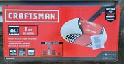 Craftsman 1-hp Belt Drive Garage Door Opener With Myq, Wi-fi And Battery Back-up