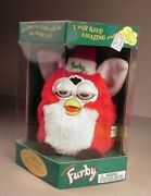 1999 Christmas Santa Furby Toy Talking Interactive New In Pkg Misb Nrfb Sealed