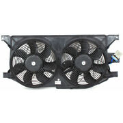 For Mercedes-benz Ml Class Radiator Fan 1998-2005 Dual Fan Outer 163 Chassis