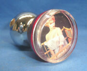 Vintage Nos Accessory 1950s Hollywood Pinup Suicide Steering Knob Sct11
