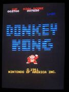 Donkey Kong Substrate Game Board 6-420