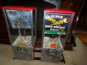 2 Northwestern Toy Vending Machines Local Pickup Only