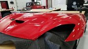 13 14 15 16 17 Dodge Viper Gts Hood From My Adrenaline Red 2014 Gts