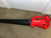 Craftsman 90-mph 20-volt Max Lithium Ion Handheld Leaf Blower With Battery