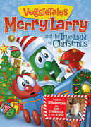 Veggie Tales Merry Larry And The True Light Of Christmas Dvd, 2013