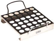 Bbq-aid Jalapeno Grill Rack With Handles - Easy To Pick Up - Grilling Roaster G