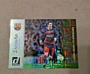 2016-17 Panini Donruss Soccer Lionel Messi /15 Mosaic Picture Perfect Ssp