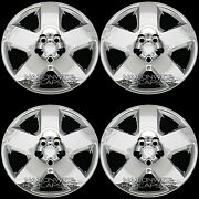 4 Fits Dodge Charger Magnum 05-11 Chrome 17 Bolt On Wheel Covers Hub Caps Rims