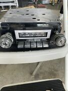 Vintage Gm Olds Buick Pontiac Chevrolet Gm Ac/delco Am Fm Stereo Untested Radio