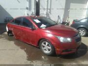 2011 Chevy Cruze Automatic Transmission At Fwd 129k