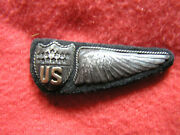 776. Wwi Us Junior And Reserve Military Aviatorand039s Badge-sometimes Also Called Obse