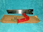 Pilot Aircrew Cold Climate Survival Saw/knife From Bailout Bag Us Air Force Nos