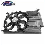 New Engine Cooling Fan Assembly For Mini Cooper 2014-2019 17427617609