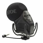 Rode Stereo Videomic Pro Rycote Stereo Condenser Microphone Svmpr [parallel Impo
