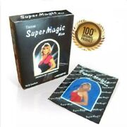 10boxes Super Magic Power Man Antiseptic Wipes Tissue Long Sex Delay Ejaculation
