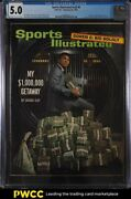 1964 Sports Illustrated Newsstand Muhammad Ali 2nd Cover V20 8 Cgc 5.0