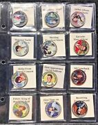 Elvis His Life In Coins, Colorized Kennedy Half Dollar Collection 36 Coins