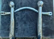 Vintage 1940and039s 1950and039s Ford Accessory Bumper Grill Guard Rat Hot Rod