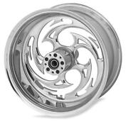 Rc Components Su1885055-85c Savage Forged Rear Wheel - 18x8.5in. - Chrome