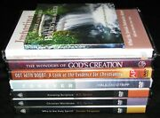 Protestant Lot Dvd/cds Rc Sproul, Imparting Blessings, Power Of Word, Creation