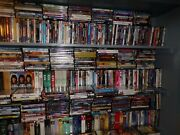 Huge Movie Dvd Lot Of Over 700 Complete Movies Seasons Box Sets Awesome Lot