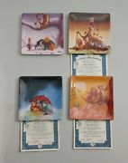 Bradford Exchange Winnie The Pooh Seasons Of The Wood Plates Collection - Rare
