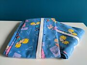 Vintage Hey Arnold Flannel Pillowcases Lot Of 2 Brand New Rare Htf 90s/y2k Retro
