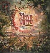 Steve Perry. Signed Traces Album Cover. Plus Sealed 180g Vinyl. Journey.