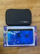 Nintendo 3ds Xl Xerneas/yveltal Blue, Us, Box/manual/case Included + 13 Games