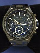 Citizen Cc4005-63l Used Limited Edition Star Wars Eco-drive Solar Mens Watch