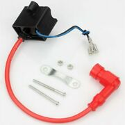 High Performance Racing Ignition Coil High Temperature Resistance Motorized Bike