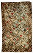 Handmade Antique American Hooked Rug 2and039 X 3and039 61cm X 91cm 1900s - 1b497