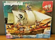 Playmobil Pirate Ship 5135 - Retired New And Sealed - Please Read