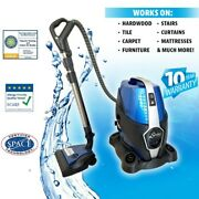 Sirena S10na Bagless Water Filtration Vacuum Cleaner