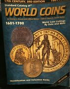 17th Century 3rd Edition 1601-1700 Standard Catalog Of World Coins