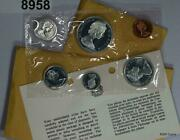 Canadian Mixed Proof Like Sets 3-1963 4-1964 5-1965 2-1966 8958