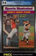 1975 Sports Illustrated Newsstand Palmer/seaver 1st Group Cover V43 3 Cgc 9.0