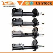 Full Set Of 4 Gas Shocks Struts Fits 92-94 Toyota Camry And 92-94 Lexus Es300