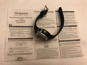 Oregon Scientific Heart Rate Monitor Watch Model Ihm80004 For Parts Manual