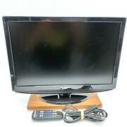 Insignia Ns-lcd22-09 22 Inch Lcd Tv Pc Monitor Hdmi With Remote Works