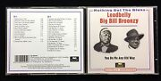Leadbelly And Big Bill Broonzy / You Do Me Any Old Way 2 Audio / Music Cdand039s