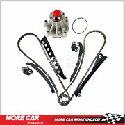 Timing Chain Kit Water Pump For 00-16 Ford Expedition F150 E150 E250 E350 5.4l