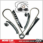 Timing Chain Kit Cover Gasket For 2004-2008 Ford F150 F250 F350 Expedition 5.4l