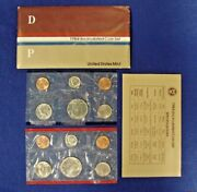1984 Uncirculated Coin Set