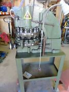 Diacro Turret Punch 12 Station. Punch Press/tooling Di-acro Whitney